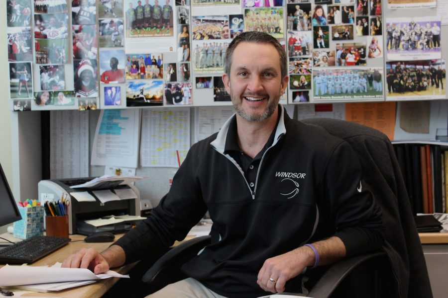 Head principal Jason Naucke has pushed for the Latin system for several years.