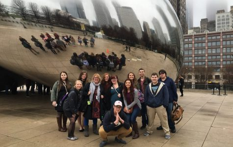 Windsor French classes took a trip to Chicago.