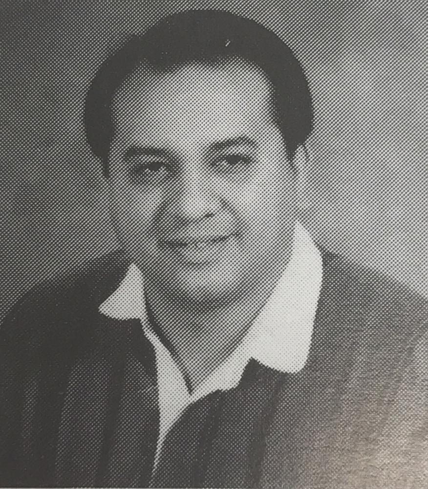 Doc Carranza, pictured above in the 1994 Windsor yearbook, is retiring from Windsor this spring.