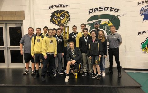 Wrestlers Win DeSoto Tournament