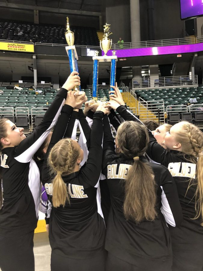 The Windsor dance team took home a state title this weekend.