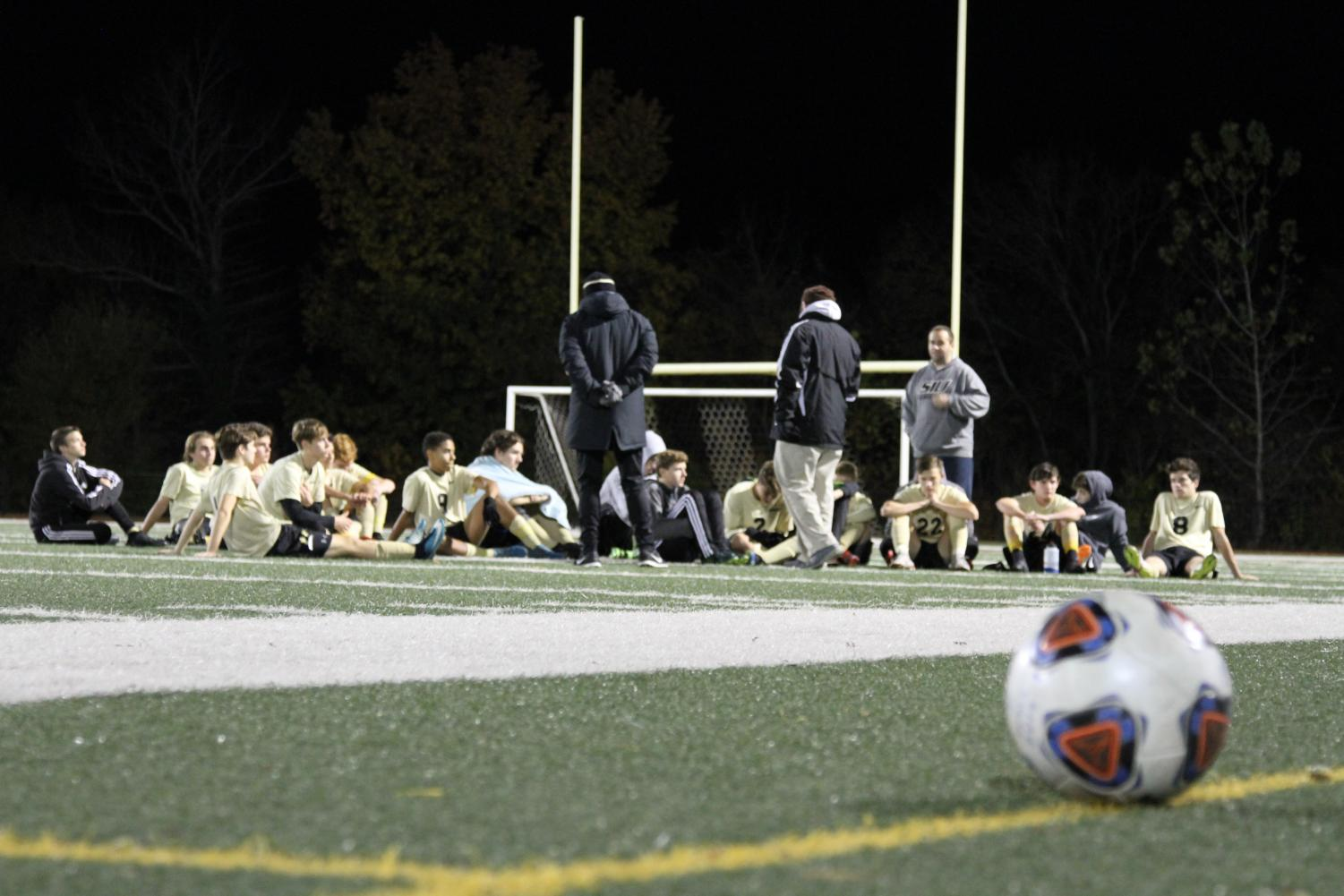 The Windsor soccer team has won back-to-back district championships.