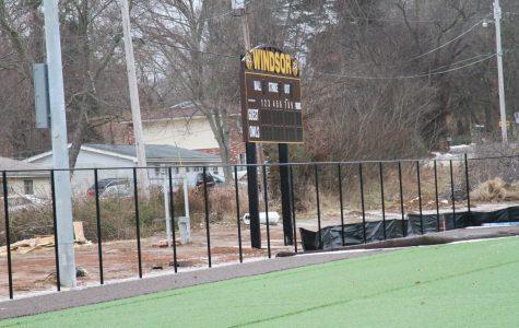 Baseball Field Nears Completion