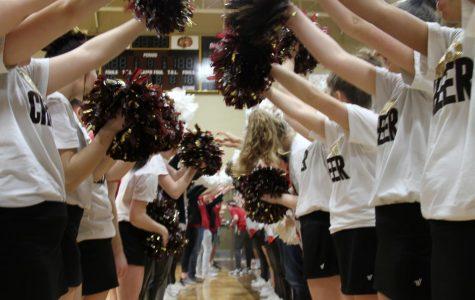 School Spirit Spotlight: The Cheer Team