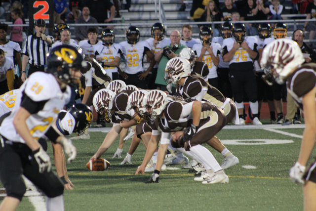 Owls Football Focused For Districts