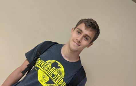 Student Spotlight: Filip Suransky