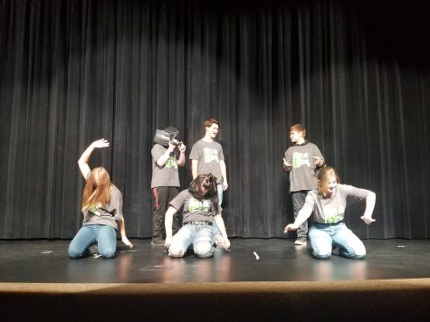 Improv Brings The Laughs