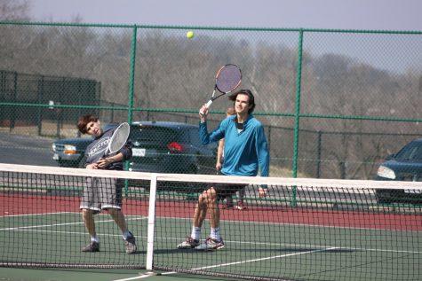 That's A Wrap: Boys Tennis