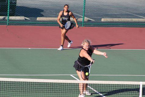 Schodroski, Sowa Make Tennis History