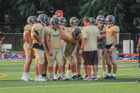 Funston Era Begins With A Win