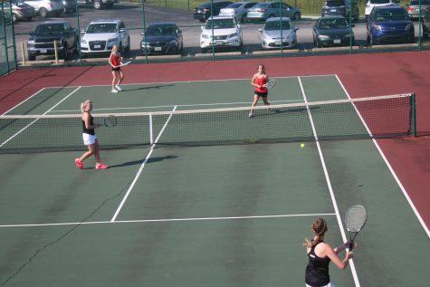 Tennis Looks Ahead To Future