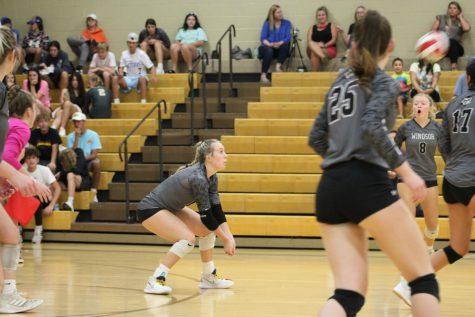 Just Keep Winning: Volleyball Wins Conference